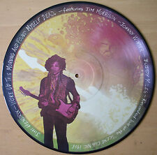 JIMI HENDRIX WOKE UP THIS MORNING AND FOUND MYSELF DEAD VINYL LP PICTURE DISC