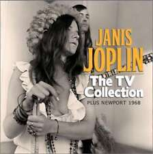 Janis Joplin - The Tv Collection NEW CD