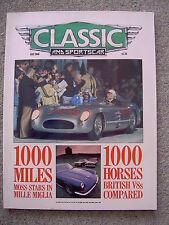 Classic & Sportscar (July 1988) Maserati 250F, AC 428, Bristol 410, Fiat 2300S