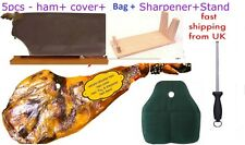 5PC SERRANO SHOULDER HAM HOLDER COVER SHARPER CHRISTMAS BLACK FRIDAY GIFT SALE