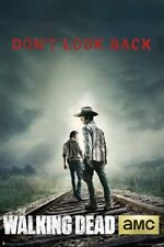 AMC FILMS THE WALKING DEAD SEASON 4 DON'T LOOK BACK POSTER NEW 24x36 FREE SHIP