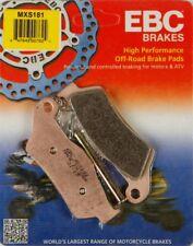EBC - MXS181 - MXS Series Race Sintered Brake Pads