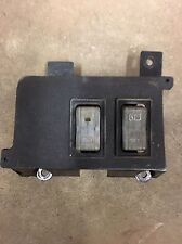 JEEP WRANGLER YJ 92-95 Dash Hard Top Wiper Defrost  Switch Bezel Trim  (035)