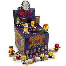 The Simpsons Moe's Tavern Mini-Figures Display case of 24 - New instock sealed