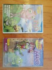 Hermie & Friends Dvd Lot Flo The Lyin' Fly & Milo The Mantis Who Wouldn't Pray