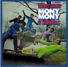 NEW CD Tommy James & Shondells - Mony Mony  (Mini LP Style Card Case)