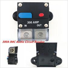 300 AMP 0 2 4 Gauge Car Audio Inline Power Circuit Breaker 12V System PREMIUM