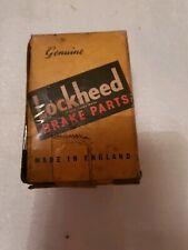 Lockheed LDB720 classic austin mini brake pads with pins old stock original
