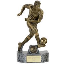 FOOTBALL TROPHY TOP GOAL SCORER  MAN OF THE MATCH AWARD FREE ENGRAVING A1796 B3
