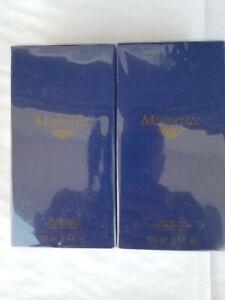 2 pack Avon Mesmerize Colgne Spray 3.4 fl oz each Sealed
