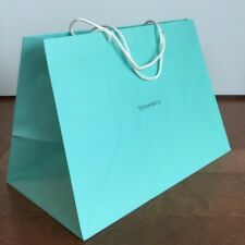 Authentic Tiffany Co Blue Large Ping Gift Presentation Bag 11 X