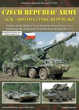 TANKOGRAD 7011 CZECH REPUBLIC ARMY PART 2 VEHICLES OF THE MODERN CZECH REPUBLIC