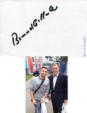 Bernard Gallagher SIGNED AUTOGRAPH Golf AFTAL UACC RD