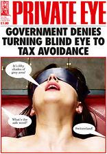 PRIVATE EYE 1386 - 20 Feb - 6 Mar 2015 - 50 Shades of Grey Tax Avoidance