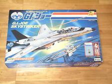 G.I.JOE Vintage 1986 Takara G.I.JOE SKYSTRIKER from Japan (G-14)