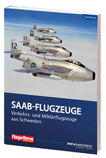 Saab - Verkehrs- und Militärflugzeuge aus Schweden