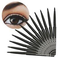 12 PIÈCES Maquillage Noir Eye-liner étanche Liquide beauté Comestics Crayon