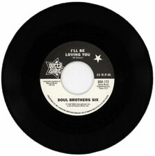 SOUL BROTHERS SIX/ WILLIE TEE I'll be loving you-walking up a one way st OSV172.