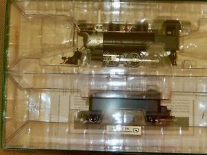 Bachmann Spectrum on30 2-6-0 DCC & Sound Painted Unlettered