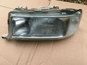 AUDI 80 B4 COUPE CABRIOLET CONVERTIBLE FRONT LEFT PASSENGER SIDE HEADLIGHT LAMP