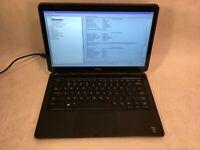 "Dell Latitude 7350 13"" Tablet Intel Core M-5Y71 1.2GHz 8GB RAM -BOOTS -READ -RR"