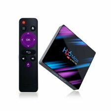 H96 Max Android 9.0 TV Box 2+16GB Quad Core 4K HD 5.8GHz BT4.0 WiFi Media Player