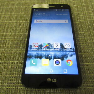 LG X CHARGE, 16GB - (XFINITY MOBILE) CLEAN ESN, WORKS, PLEASE READ!! 41192