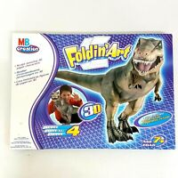 MB Creation Folding 3D Art Dinosaur Activity