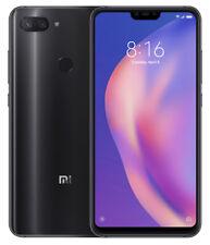 Xiaomi Mi 8 Lite - 128 GB - Midnight Black (Unlocked)