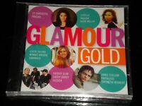 Various Artists - Glamour Gold - CD Album - New & Sealed - 12 Great Tracks