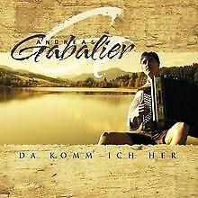 Da komm' ich her von Gabalier,Andreas | CD | Zustand gut