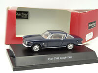 Starline 1/43 - Fiat 2300 Coupe 1961 Bleue