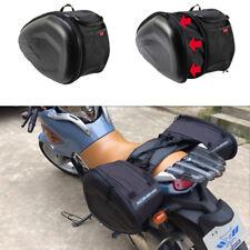 2Pcs Saddle Bags Large Size Capacity Motorcycle Saddle Side Box Waterproof Cover