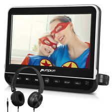 "10.1"" Car DVD Player Headrest for Kids Sync Screen AV in Out USB SD HDMI Video"
