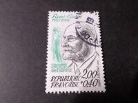 FRANCE 1983, timbre 2283, RENE' CASSIN, CELEBRITY, oblitéré, VF STAMP