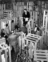 8x10 Print Director Orson Welles Citizen Kane Set Candid 1941 #OW12