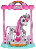 Pets Alive Interactive Robotic Magical Unicorn Playset 3+ Years