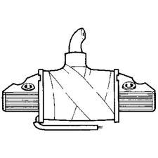 BOBINA AT INTERNA MOTO GUZZI 49 Dingo GT 4M 1967-1969 00.1070