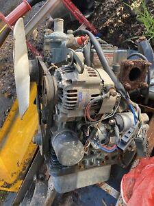 Engine spares or repair