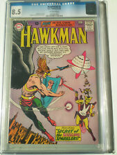 Hawkman #2    CGC 8.5 Very Fine plus Silver Age 1964  off white pages