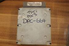 GENUINE FORD MONDEO MK3 2.0 TDCi BRAIN DPC664 7ZDB ECU 2S7A-12A650-BLC 2001-2003