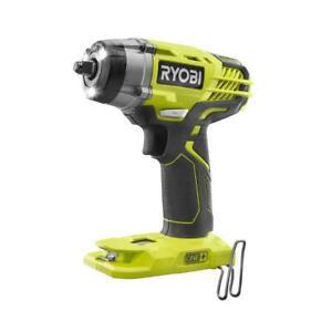 "Ryobi P263 One + 18V 18 Volt 3/8"" 3 Speed Impact Wrench (Bare Tool) - Brand New"