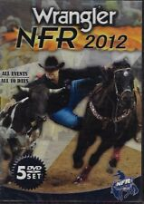 2012 Wrangler National Finals Rodeo – 5-DVD set