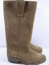 BOTTES GO WEST CUIR TAILLE 39 ANCIENNE VERS 1970/80