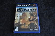 Playstation 2 Delta Force Black Hawk Down