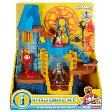 Imaginext Power Rangers Rita Repulsa Figure & Moon Base Playset *** BNIB