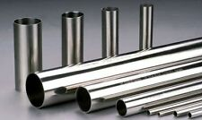 """2"""" Polished, 304 Stainless Steel Pipe, Tubing, Still Column. 1.5mm, 16 Gauge."""