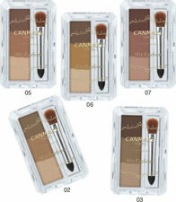 Made in JAPAN CANMAKE Mix powder Eyebrow Gradation / 5 Colors