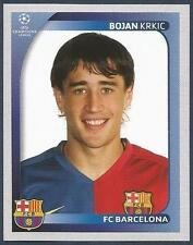 PANINI UEFA CHAMPIONS LEAGUE 2008-09- #107-BARCELONA-BOJAN KRKIC