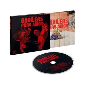 Broilers Puro Amor (Limitierte Erstauflage im DigiPak)